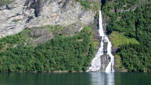 Suitor waterval Noorwegen