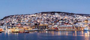 TromsøNoorwegen